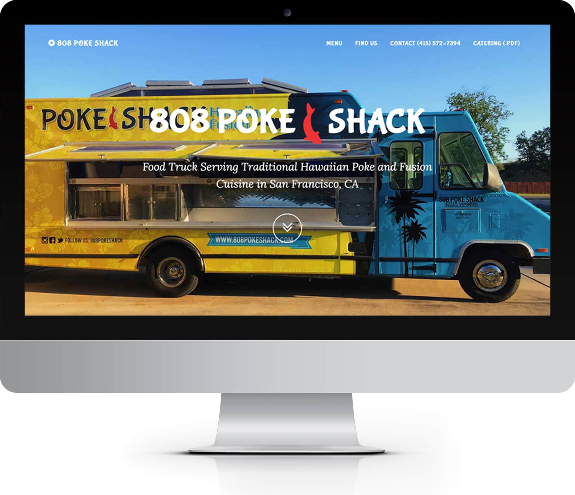 808 Poke Shack 1