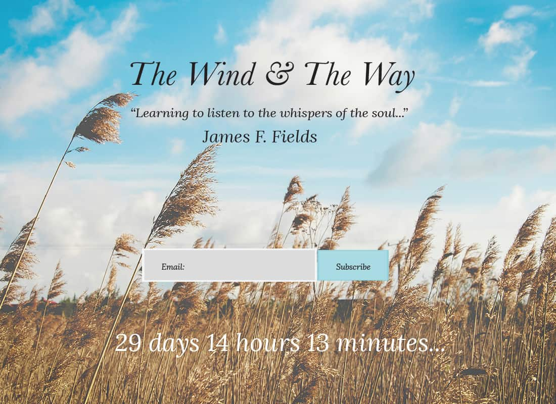 The Wind & The Way 1